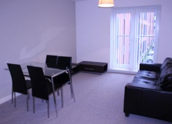 Thumbnail 2 bed flat to rent in Irwell Building, Derwent Street, Salford