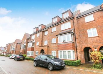 Thumbnail 2 bed flat for sale in Lindsell Avenue, Letchworth Garden City, Hertfordshire