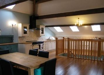 Thumbnail 2 bedroom barn conversion to rent in Blackburn Road, Ribchester, Preston