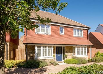 Thumbnail 4 bed detached house for sale in Brambling Avenue, Finberry, Ashford
