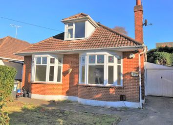 Thumbnail 3 bedroom detached bungalow for sale in Howeth Road, Ensbury Park, Bournemouth