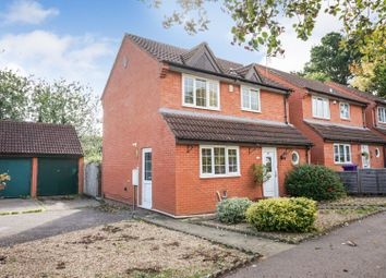 Thumbnail 3 bed detached house for sale in Howard Drive, Letchworth Garden City