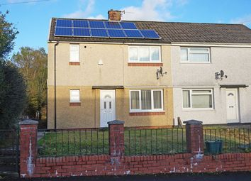 Thumbnail 3 bed semi-detached house for sale in Aneurin Bevan Avenue, Gelligaer