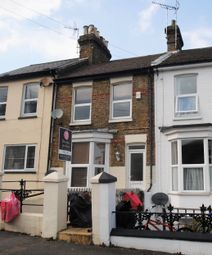 Thumbnail 4 bed terraced house to rent in Cannonbury Road, Ramsgate