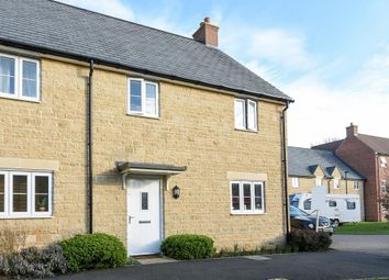 Thumbnail 3 bed end terrace house for sale in Yarnton, Oxfordshire