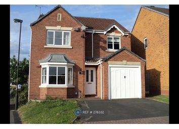 Thumbnail 4 bed detached house to rent in Millers Walk, Walsall