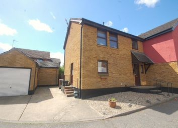 Thumbnail 3 bed semi-detached house for sale in Barlows Reach, Chelmer Village, Chelmsford