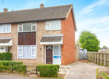 Thumbnail 3 bed end terrace house for sale in Kilpeck Avenue, Hereford