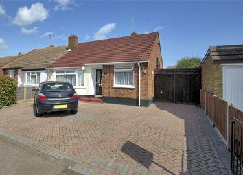Thumbnail 2 bedroom terraced bungalow for sale in Blackburn Road, Greenhill, Herne Bay, Kent