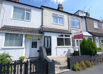 Thumbnail 2 bed terraced house to rent in Station Road, Killamarsh, Sheffield