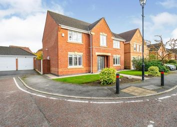 Thumbnail 4 bed detached house for sale in Falkirk Avenue, Widnes, Cheshire, .