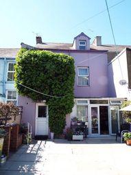 Thumbnail 6 bed terraced house for sale in North Road, Caernarfon, Gwynedd