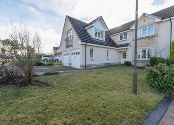 Thumbnail 4 bed detached house for sale in Bankton Terrace, Livingston