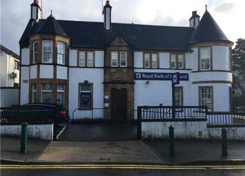 Thumbnail Retail premises for sale in Former Bank Branch, Main Street, Kyle Of Lochalsh, Scotland, Scotland