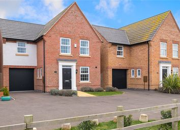 Thumbnail 3 bed detached house for sale in Selemba Way, Greylees, Sleaford, Lincolnshire