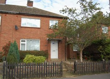 Thumbnail 3 bed semi-detached house for sale in Spenser Crescent, Daventry, Northants