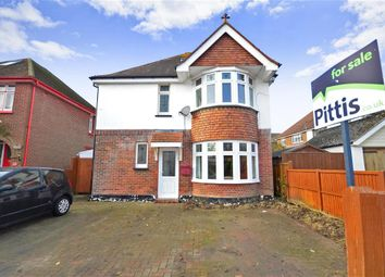 Thumbnail 4 bedroom detached house for sale in Sunningdale Road, Newport, Isle Of Wight
