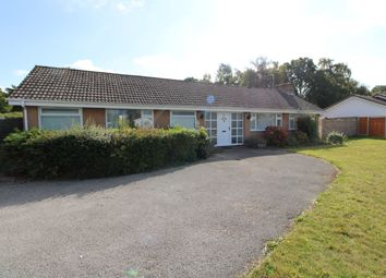 Berkley Avenue, Ferndown BH22. 3 bed detached bungalow