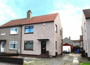 Thumbnail 3 bedroom semi-detached house for sale in Whatriggs Road, Kilmarnock, East Ayrshire, .