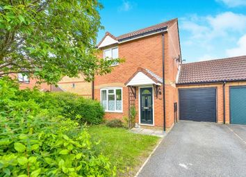 Thumbnail 3 bedroom detached house for sale in Parsley Close, Walnut Tree, Milton Keynes