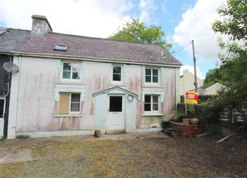 Thumbnail 3 bed semi-detached house for sale in Bryneurin, Llanybydder, Carmarthenshire