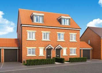"Thumbnail 3 bed property for sale in ""The Sycamore At Hampton Green"" at St. Marys Terrace, Coxhoe, Durham"