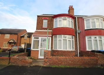 Thumbnail 3 bed terraced house for sale in Northern Road, Middlesbrough