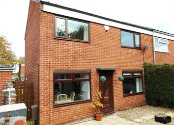 Thumbnail 2 bed town house for sale in Westway, Worksop, Nottinghamshire