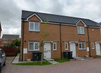 Thumbnail 2 bedroom end terrace house to rent in Viscount Close, Stanley, Co Durham