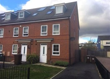 Thumbnail 4 bedroom detached house to rent in Breconshire Gardens, Nottingham, Nottinghamshire