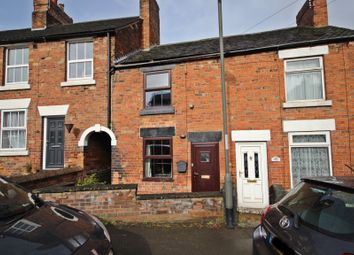 Thumbnail 2 bed terraced house for sale in Laceyfields Road, Heanor