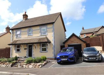 Thumbnail 3 bed detached house for sale in St. Peters Road, Holsworthy