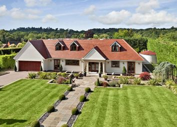 Thumbnail 5 bedroom detached house for sale in Moles Hill, Oxshott, Surrey