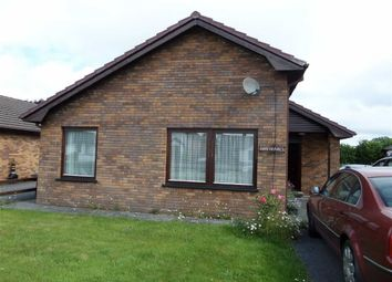 Thumbnail 2 bed bungalow to rent in Rhydyfawnog, Tregaron