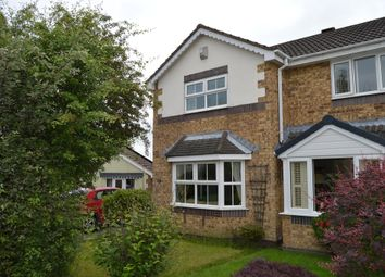 Thumbnail 2 bed semi-detached house to rent in Ridings Close, Lofthouse, Wakefield