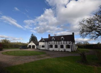 Bosbury, Ledbury, Herefordshire HR8. 4 bed detached house for sale