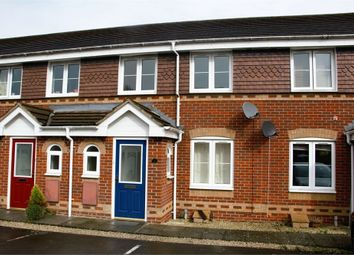 Thumbnail 3 bed terraced house to rent in Herriard Place, Beggarwood, Basingstoke