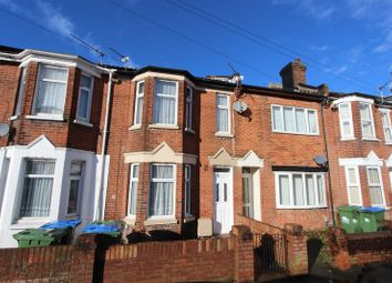 Thumbnail 2 bedroom terraced house to rent in Clarendon Road, Southampton
