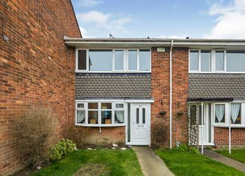 Thumbnail 3 bed terraced house for sale in Oversetts Court, Newhall, Swadlincote, Derbyshire