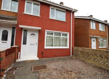 Thumbnail 3 bed terraced house to rent in Tithe Barn Road, Stockton-On-Tees