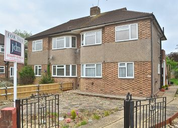 Thumbnail 2 bedroom maisonette for sale in Transmere Close, Petts Wood, Orpington