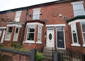 Thumbnail 2 bedroom terraced house for sale in Hopwood Avenue, Eccles, Manchester