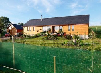 Thumbnail 4 bed detached house for sale in Moss, Acharacle, Highland