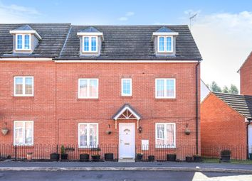 Thumbnail 4 bed semi-detached house for sale in Foskett Way, Aylesbury