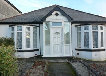 Thumbnail 3 bedroom detached bungalow for sale in Beacon Park Road, Beacon Park, Plymouth