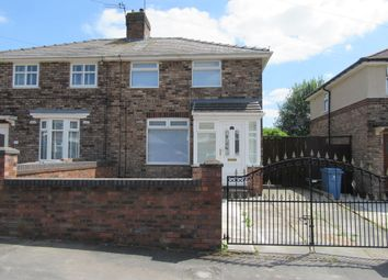 Thumbnail 3 bed semi-detached house for sale in St Gabriels Avenue, Huyton