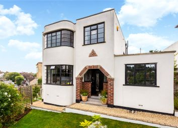 Thumbnail 3 bed detached house for sale in Druid Hill, Stoke Bishop, Bristol