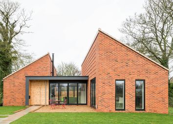 Thumbnail 4 bed detached house for sale in Church Road, Trimingham, Norwich