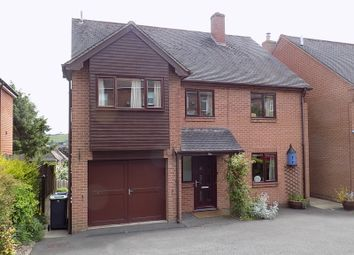 Thumbnail 4 bedroom detached house for sale in The Green Road, Ashbourne Derbyshire