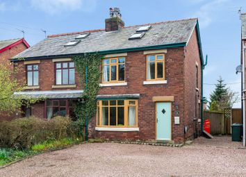 Thumbnail 4 bed semi-detached house for sale in Causeway Lane, Rufford, Ormskirk